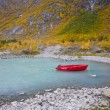 Jostedalsbreen National Park, Norway — Stock Photo #11430988