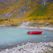 Stock Photo: Jostedalsbreen National Park, Norway