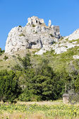 Castellas de Roquemartine, Provence, France — Stock Photo