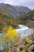 Jostendalen valley, Norway — Stock Photo