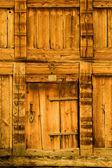 Uvdal stavkirke, norveç — Stok fotoğraf