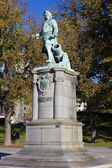 Peter Wessel' s statue, Oslo, Norway — Stock Photo