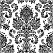 Stock Vector: Vector Seamless Victorian Pattern.