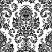 Vector Seamless Victorian Pattern. — Stock Vector