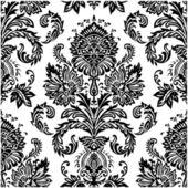 Vector Seamless Victorian Pattern. — Stock Vector