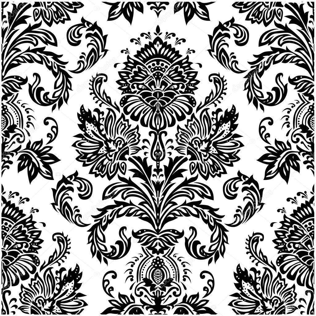 Victorian Patterns Vector