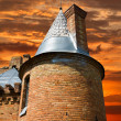 Old tower -  
