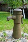 Vecchio rubinetto — Foto Stock