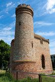Ruiny starej wieży — Zdjęcie stockowe