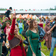 "Ethnic music ""Wild Mint"" Festival - Stock Photo"