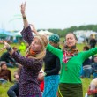 "Ethnic music ""Wild Mint"" Festival — Stock Photo"