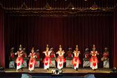 Sri Lankan dancers — Stock Photo
