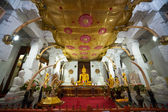 Kandy Temple of the Tooth Relic of Lord — Stock Photo