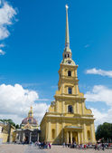 Peter and Paul Cathedral — Stockfoto