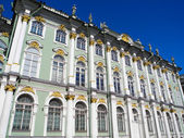 Hermitage museum in Saint Petersburg, Russia. — Stock Photo