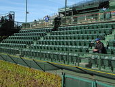 Wrigley Field - Chicago Cubs — Stock Photo