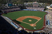 Dodger Stadium - Los Angeles Dodgers — Stockfoto