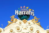 Las Vegas - Harrah's Hotel and Casino — Stock Photo