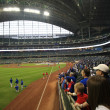 Miller Park - Milwaukee Brewers — Stock Photo #11830822