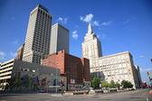 Tulsa Skyline — Stock Photo