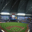 Miller Park - Milwaukee Brewers — Foto de stock #11946668