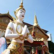 Thai Temple in Penang — Stock Photo