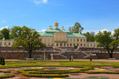 Grand Palace of Oranienbaum — Stock Photo