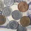 Japanese currency — Stock Photo #10759766