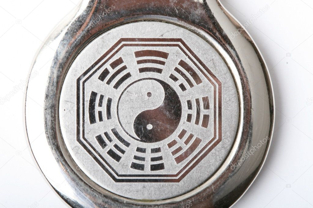Yinyang daoism symble for good design  Stock Photo #10759865