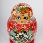 Russian doll — Stock Photo