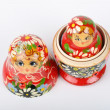 Stock Photo: Russian doll