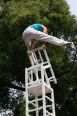 Acrobat — Stock Photo