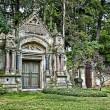 Crypt or Mausoleum - Stock Photo