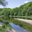 Stock Photo: Grand River Reflections