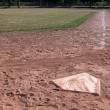 Home Plate Right Side — Stock Photo #11858519