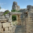 Ruins of ancient Greek colony Khersones, Sevastopol — Stock Photo #11978646