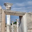 Ruins of ancient Greek colony Khersones, Sevastopol — Stock Photo