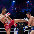 Stock Photo: Muay Thai Championship fight
