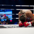Stock Photo: Muay Thai Way Kru