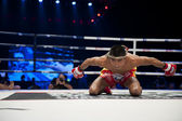 Muay Thai Way Kru — Stock Photo