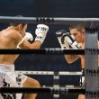 English vs iranithai boxer in bangkok — Stock Photo #11166580