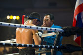 Muay Thai champion Petchmonkong Petchfocus — Stock Photo