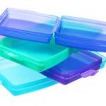 envases de plástico — Foto de Stock