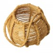 wicker basket&quot — Stock Photo