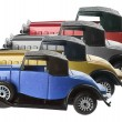 Antique Model Cars — Stock Photo