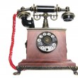 Antique Phone — 图库照片
