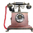 Stock Photo: Antique Phone