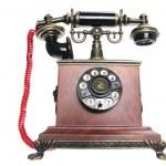 telefono antico — Foto Stock