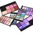 Eye Shadow Sets — Stock Photo