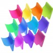 Stock Photo: Post-it Notepads
